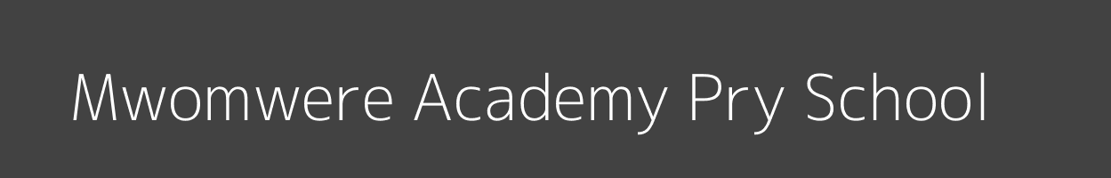 Mwomwere Academy Pry School Nguyuyu Igembe East Image
